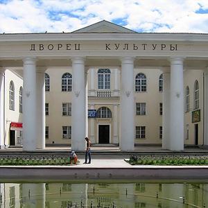 Дворцы и дома культуры Елово