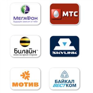 Операторы сотовой связи Елово