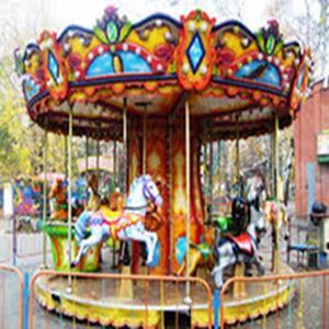 Парки культуры и отдыха Елово