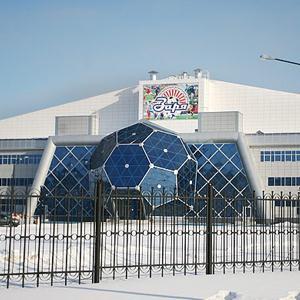 Спортивные комплексы Елово