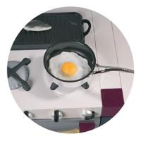 Хуторок - иконка «кухня» в Елово